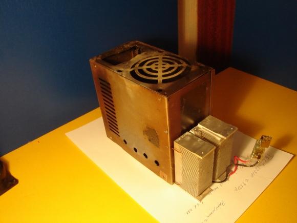 1384800079 generator na drovah12 - Как сделать генератор работающий на дровах