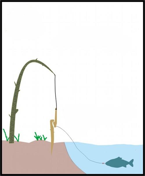Как сделать капкан на птицу