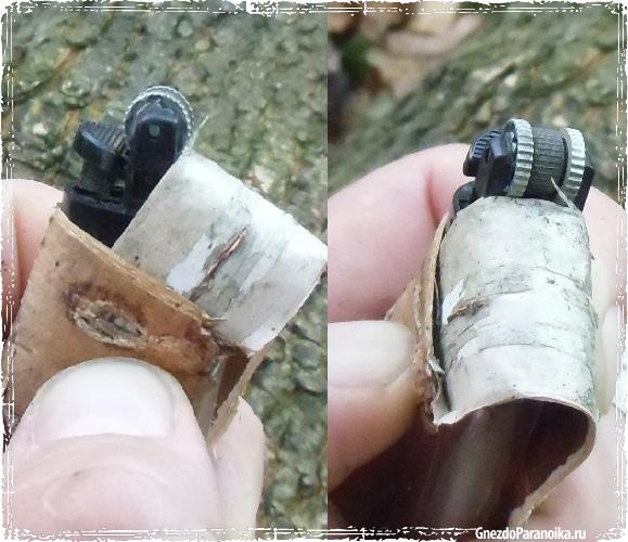 Как добыть огонь из пустой зажигалки без газа