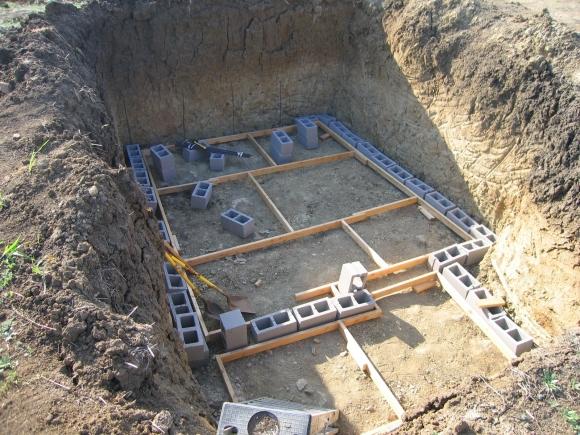 Как сделать бункер на даче своими руками