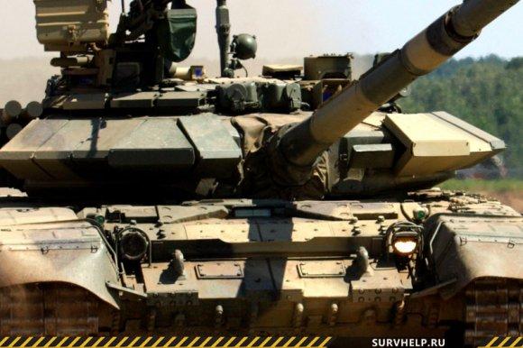 Красивые Российские танки