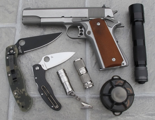 Тревожный EDC (EveryDay Carry)