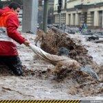 Наводнение: борьба за выживание
