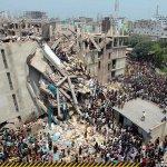 В Бангладеш рухнул жилой дом