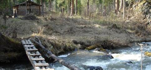 Источник воды на базе