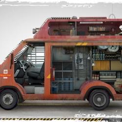 БП-мобили из повседневных транспортных средств