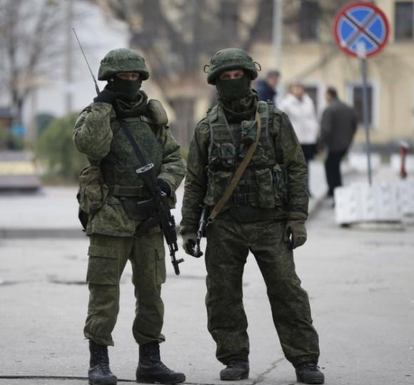 Ввод Российских войск в Крым