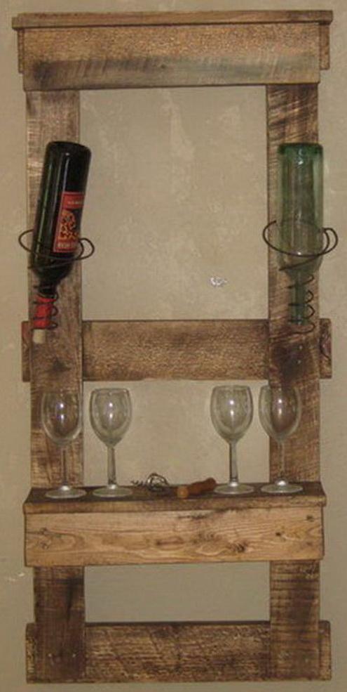 Использование деревянных поддонов