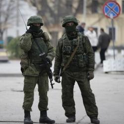 Совет Федерации РФ разрешил ввод российских войск в Крым