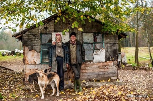 Белорусские отшельники живут вдали от цивилизации