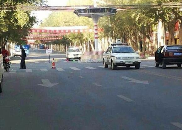 Чума закрыт китайский город