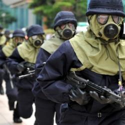 Китайский город закрыли из-за чумы