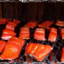 Копчение рыбы + рецепт рассола