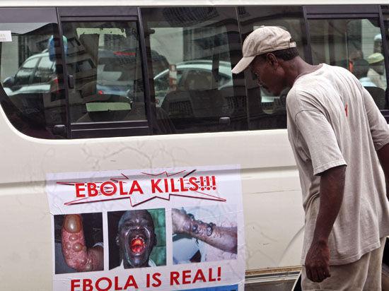 Вирус Эбола в США