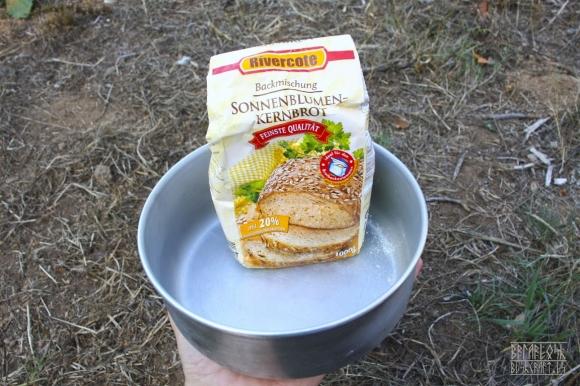 Походный хлеб - лепешки