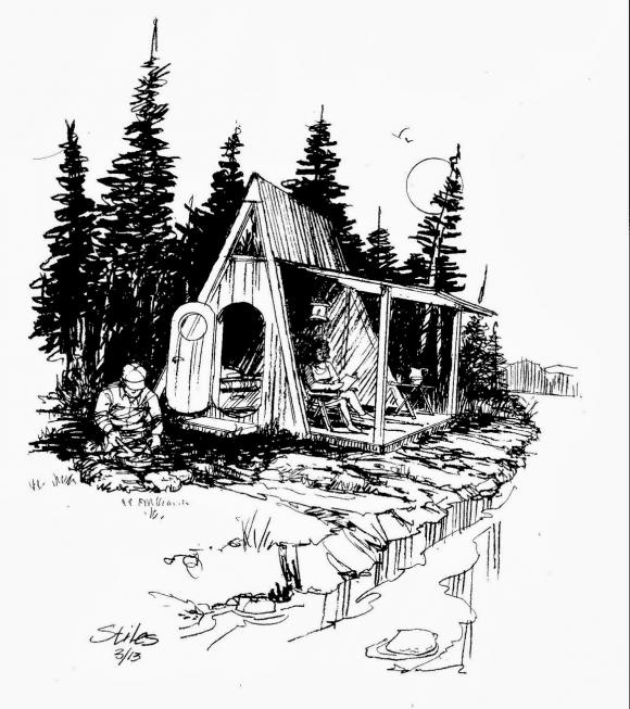 Маленький дом своими руками