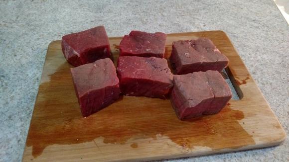 Рецепт мяса - джерки