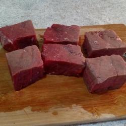 Еда для мужика. Beef Jerky, или Дрочено Говядо.